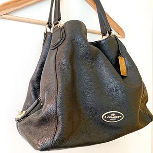 COACH Edie Shoulder Bag